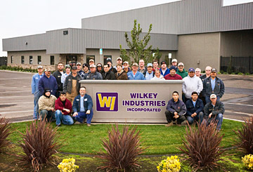The Wilkey Industries Staff